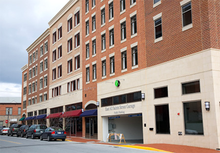 City of Frederick – Parking Deck 5